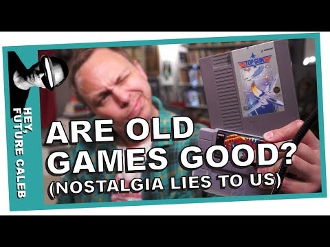 old games vs modern games
