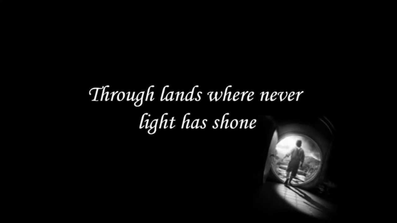 Billy Boyd - The last goodbye ...