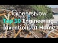 Top 10 Engineering Inventions at Home