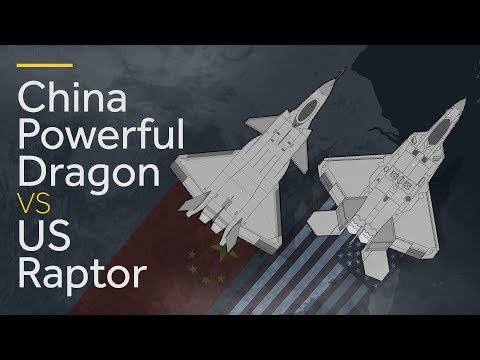 How China's J-20 stealth fighters compare with America's F-22s