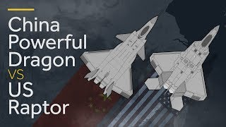 How China's J-20 stealth fighters compare with America's F…