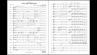 Into the Unknown (from Frozen II) arr. Paul Murtha