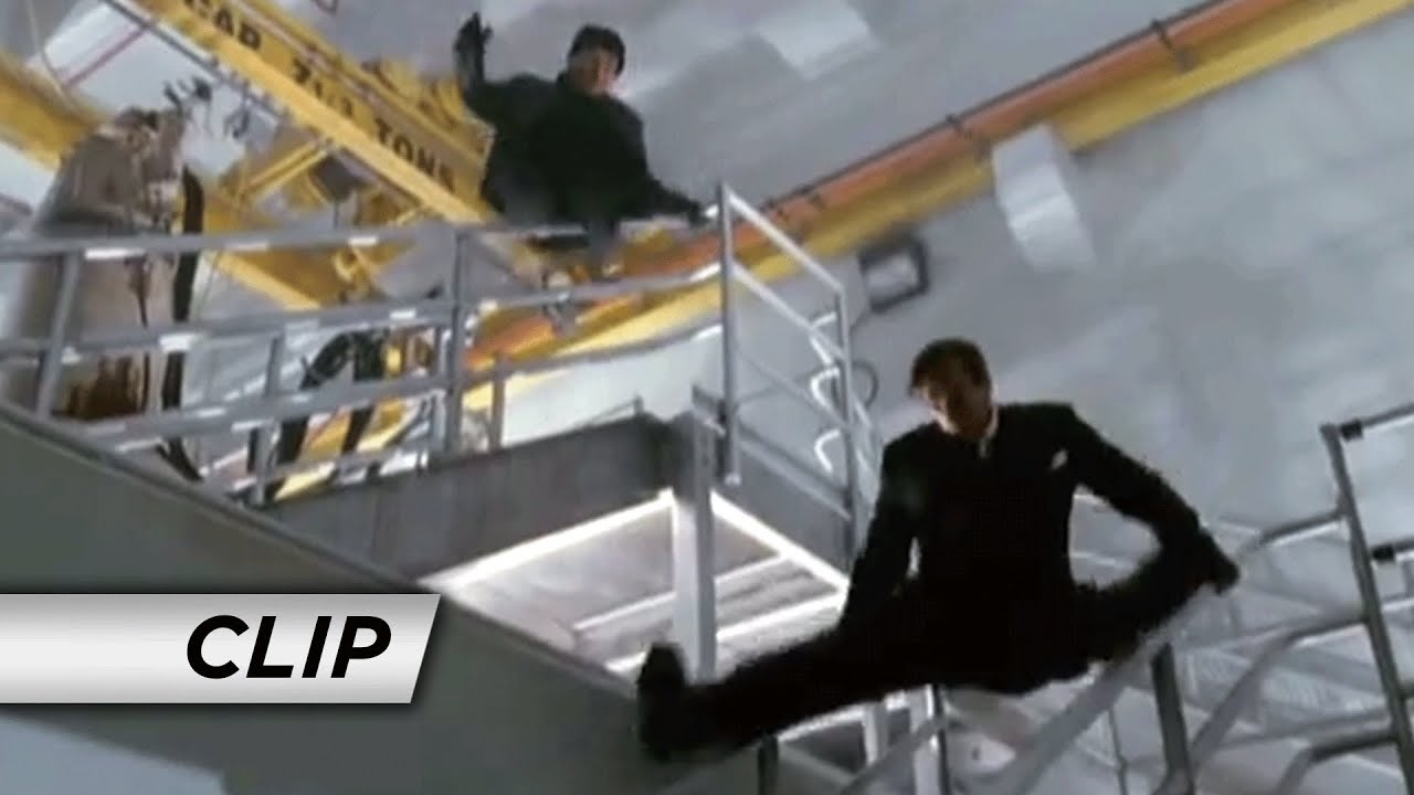 Download The Spy Next Door (2010) - 'Refinery Fight'
