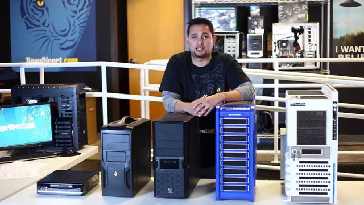 How to Choose a PC Case Tutorial :: The Basics
