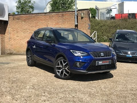 bartletts-seat-offer-this-arona-1.6-tdi-(95ps)-xcellence-lux-auto-in-hastings