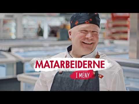 Matarbeiderne i MENY - Øystein Eie - fra Bagatelle til MENY