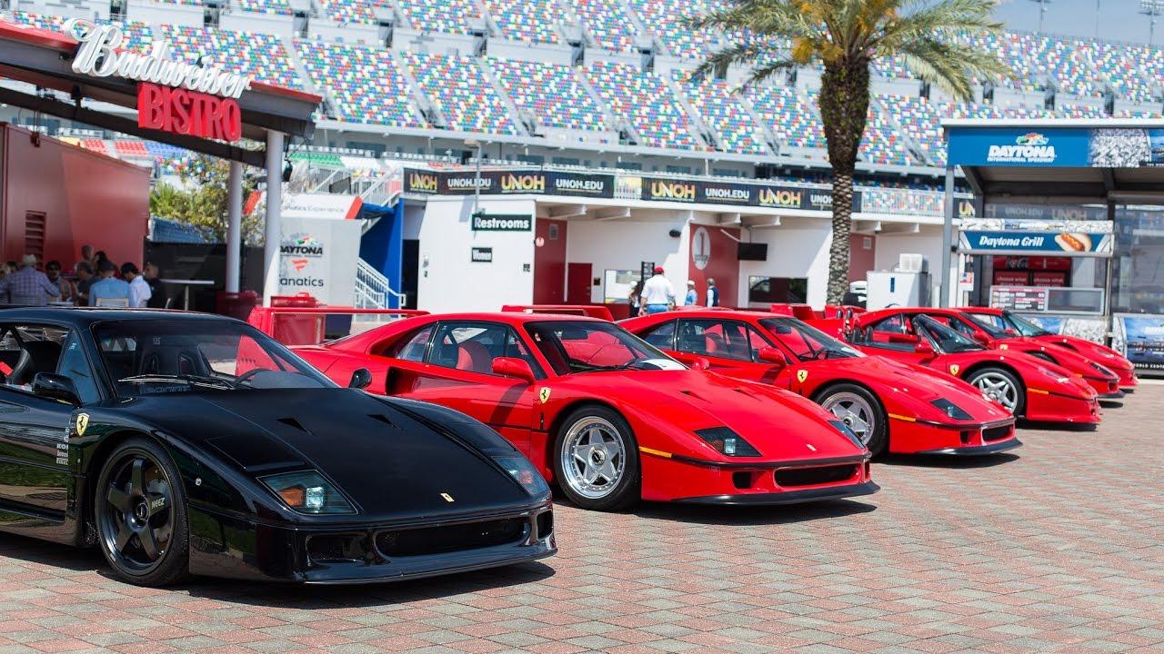 Superb Ferrari Club Of America Concours   Daytona 2017