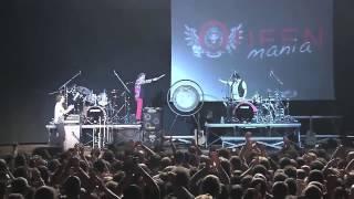 Tullio De Piscopo e Andrea Ge - solo drums