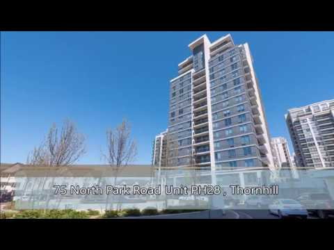 75 North Park Road Unit PH28 , Thornhill , ON