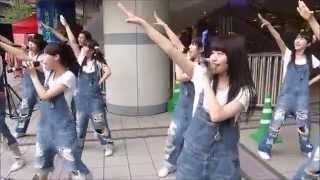 2014年7月1日有楽町・東京交通会館駅前広場側特設ステージで開催された...
