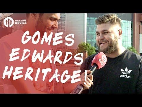 Angel Gomes, Duncan Edwards, United Heritage! | Manchester United 2-0 Crystal Palace | FANCAM