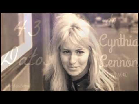 43 DATOS de Cynthia Lennon/ 43 Cynthia Lennon