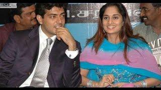 Ajith-Shalini love story - The Proposal | ஷாலினியை அஜித் புரபோஸ் செய்தது எப்படி? PluzMedia
