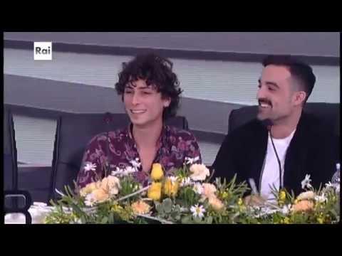 Casa Surace  Conferenza stampa  Festival di Sanremo 2018