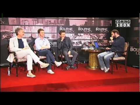 The Bourne Legacy  Videochat con Edward Norton, Jeremy Renner e Tony Gilroy