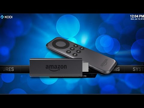 Installing Kodi on Amazon Fire Stick