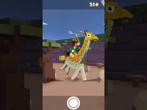 The Lion Ate Me Alive! | Rodeo Stampede | XX BenTheGamer Xx