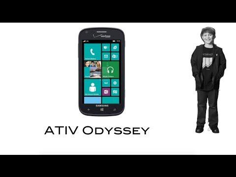 Samsung ATIV Odyssey Review and Tutorial