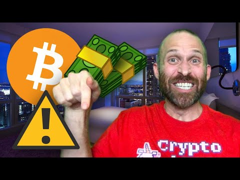 RED ALERT!!!!! THIS BITCOIN MOVE IS DIFFERENT!!!!! [my exact BTC price target..]