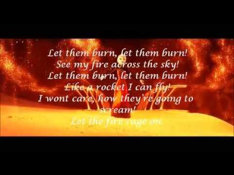 Let 'em burn (a let it go parody) w/ Lyrics!