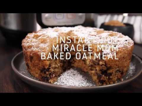 Nutty Baked Oatmeal