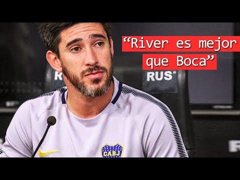 Las 7 FRASES más polémicas de PABLO PEREZ después de perder contra RIVER