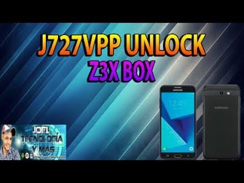Sm S727Vl Unlock