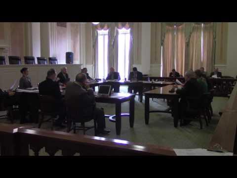 More testimony regarding SB368