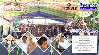 "Live Show [Malam] : New Rockesta ""Eka Ghandara"" - Dukuh - Indramayu - WM STUDIO"