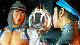 Mortal Kombat 11 Ending + Final Boss ALL ENDINGS (Bad Ending, Best Ending And Good Ending) MK11