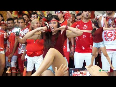 Verena Ferreira / Evoluindo na Vitória do Boi Garantido em Parintins. (Parintins HD® Vídeos)