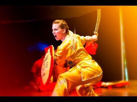 Wushu Warriors - Shaolin Warriors - Bookings & Services Info International
