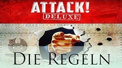 Attack! Deluxe - Die Regeln mit Beispielrunden