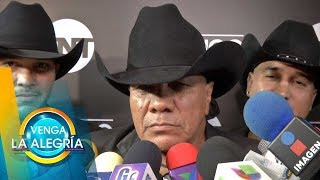 ¡Así se puso Lupe Esparza cuando le preguntamos por su pleito con Ramiro! | Venga La Alegría