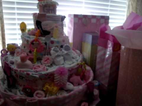 Baby shower decorations youtube - Decoration baby shower fait maison ...