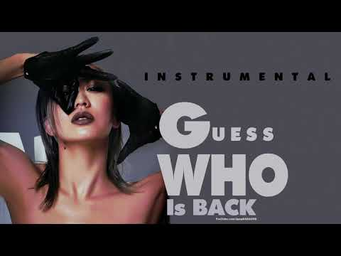 Koda Kumi - Guess Who Is Back ( INSTRUMENTAL) カラオケ Black Clover OP 4