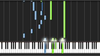 Synthesia - Tifa's Theme (FF7 Piano Collections)