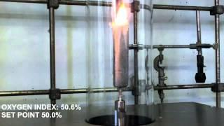 OXYGEN INDEX TEST