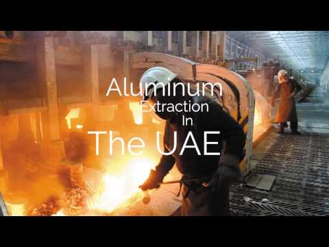 Aluminum extraction in the UAE