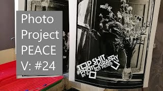 My new photographic project is bringing me peace / Topshit Photography Vlog #24