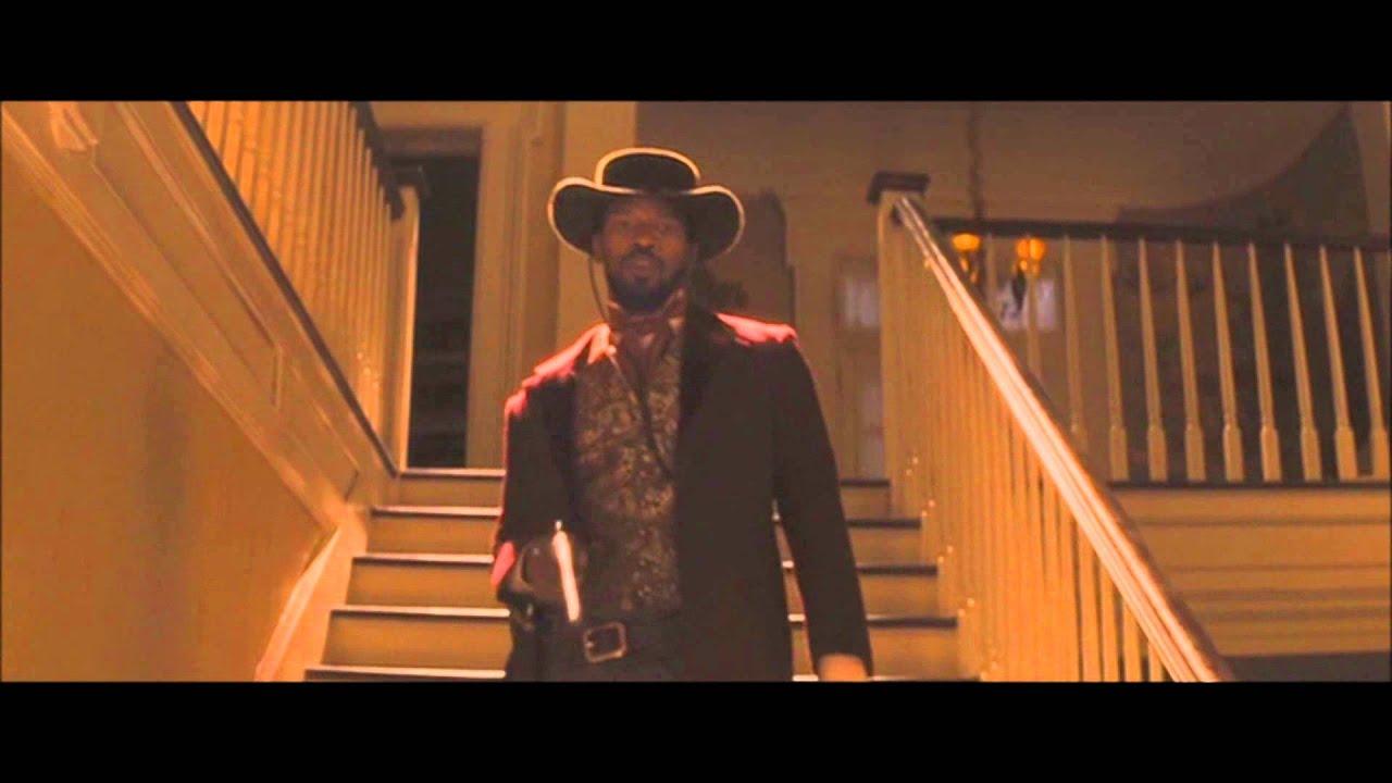 I Count Six Shots Scene Django Unchained
