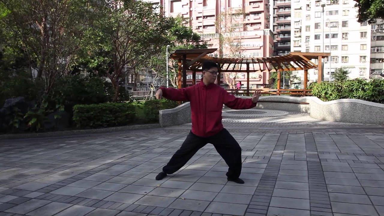 2015 閻師兄檢定-老架 - YouTube