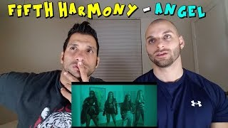 Fifth Harmony - Angel [REACTION]