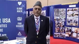 Humanity First USA projects 2016 - Munum Naeem