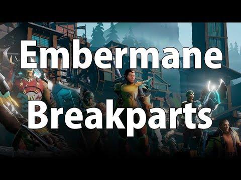 [Dauntless] Embermane Breakpart Farming