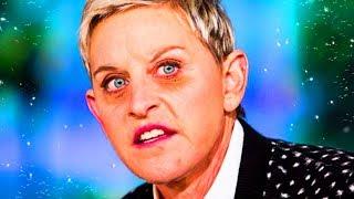 Ellen's Most Awkward Moments...
