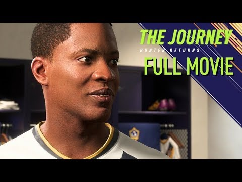FIFA 18 · The Journey: Hunter Returns FULL MOVIE + ENDING | Cinematics/Cutscenes (60fps Gameplay)