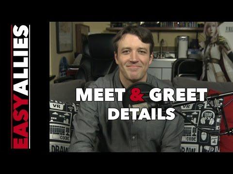 Easy Allies 2016 Meet & Greet Details streaming vf