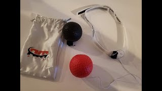 NMFIT Boxing Reflex Ball Product Review- Mer Product Reviews