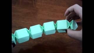 Origami Snake designed by Jo Nakashima (Not a Tutorial) Thumbnail